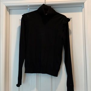 Kate Spade black sweater, medium